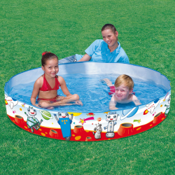 Bestway Spacebotz Fill n Fun Pool
