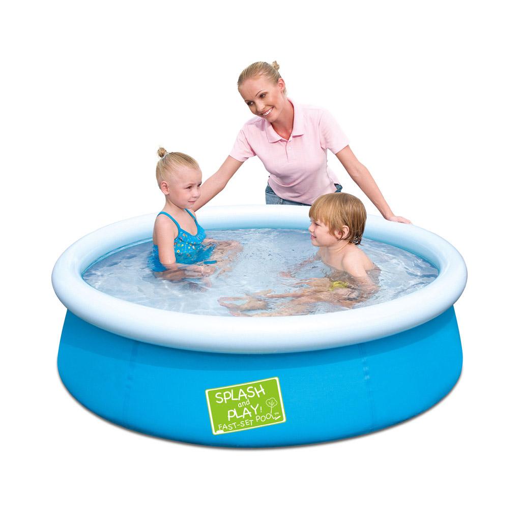 Bestway Fast Set Pool - 5' x 15
