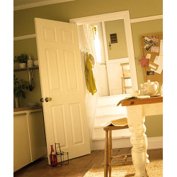 "Jeld Wen Bostonian 6 Panel Internal Door - 2286 x 813mm (80"" x 32"")"