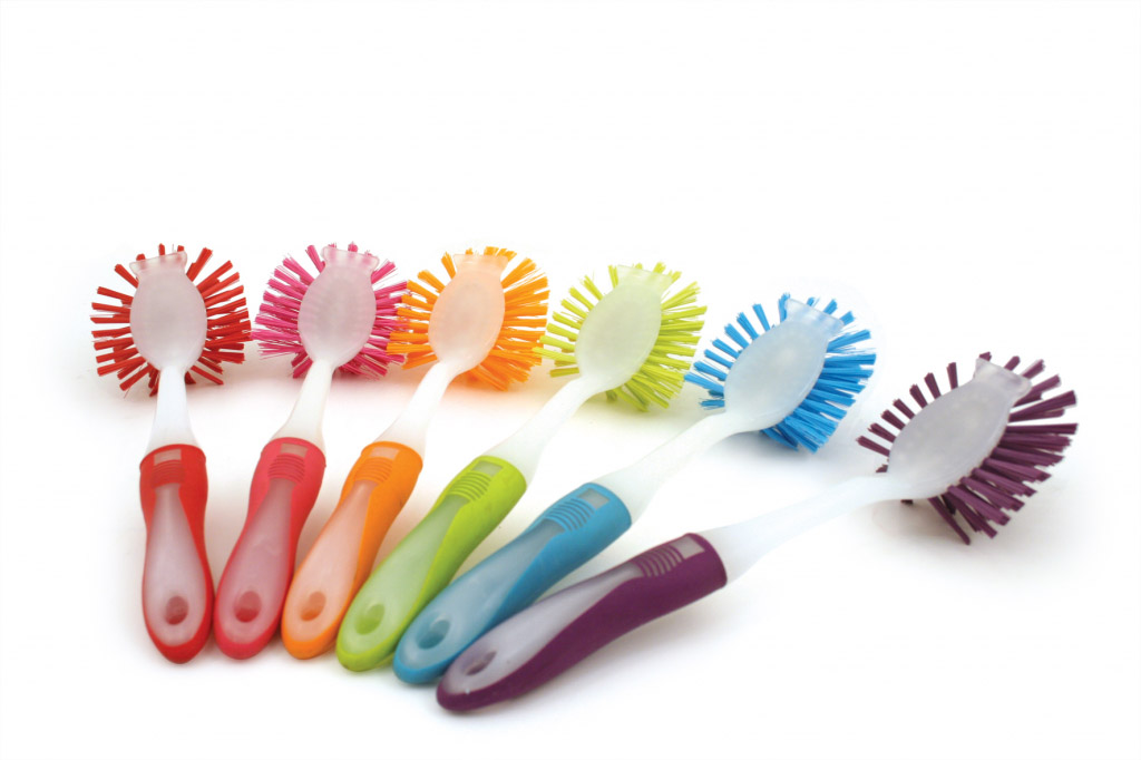 Bentley Brights Dish Brush - Assorted Colours