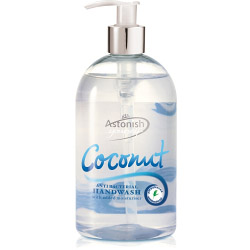 Astonish Anti Bacteral Liquid Handwash - 500ml - Coconut