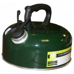 Yellowstone Aluminium Kettle - 1L