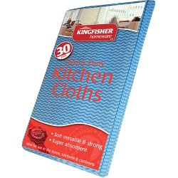 Kingfisher Heavy Duty Kitchen Cloths