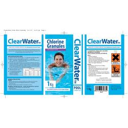 Clearwater Chlorine Granules - 1kg