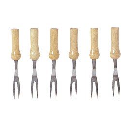 Chef Aid Corn Cob Forks (Pack of 6)