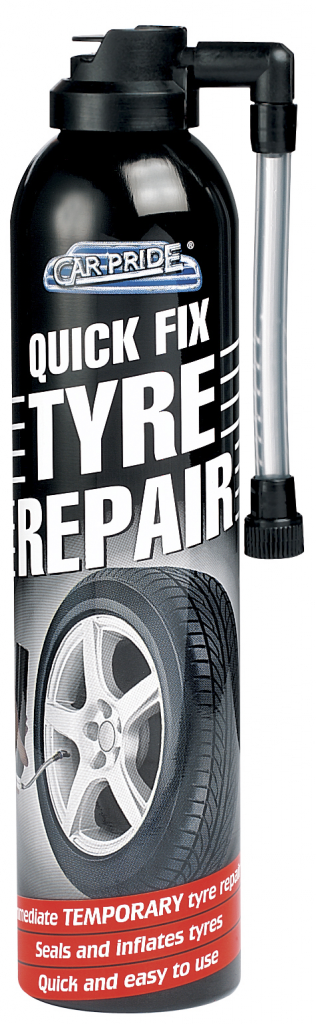 Car Pride Quick Fix Tyre Repair - 300ml