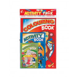 Chiltern Wove Activity Pad