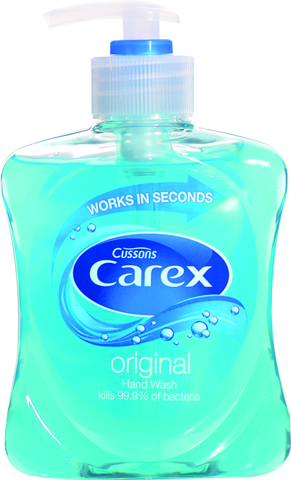 Carex Hand Wash 250ml - Original