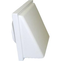 """Manrose Cowl Vent 4"""" - White"""