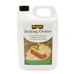 Rustins Decking Cleaner - 4L