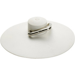 Croydex Self Parking Bath Plug