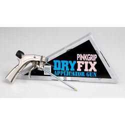 Everbuild PinkGrip Dry Fix Applicator Gun