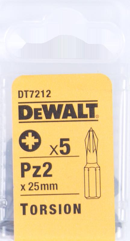 DeWalt Screwdriver Bit - Pz2