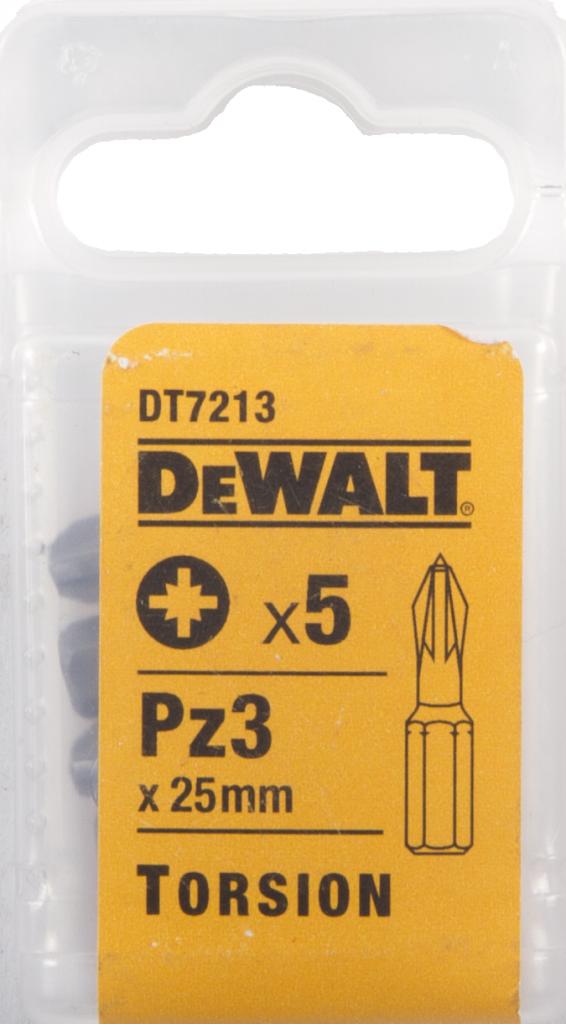 DeWalt Screwdriver Bit - Pz3