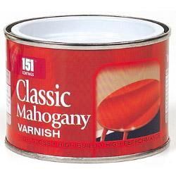 151 Coatings Varnish - 180ml Classic Mahogany