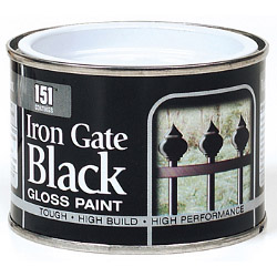 151 Coatings Iron Gate Gloss Paint