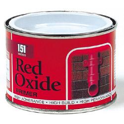151 Coatings Primer - 180ml Red Oxide