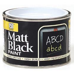 151 Coatings Matt Paint - 180ml Black