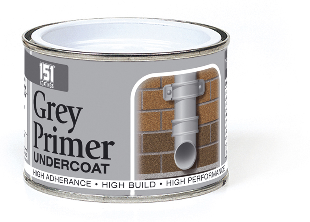 151 Coatings Primer Undercoat - 180ml Grey