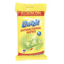 Duzzit Anti-Bacterial Wipes