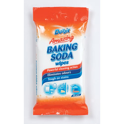 Duzzit Amazing Baking Soda Wipes - 40 Pack