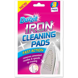 Duzzit Iron Cleaning Pads - 3 Pack