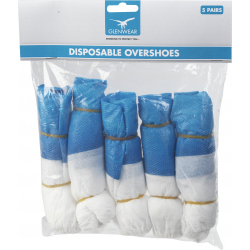 Glenwear Disposable Overshoes