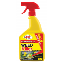 Doff Knockdown Weedkiller