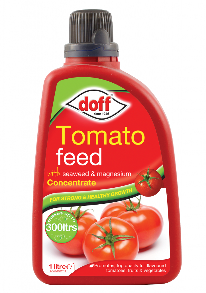 Doff Tomato Feed Stax Trade Centres