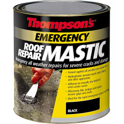 Thompson's Emergency Roof Repair Mastic - 750ml