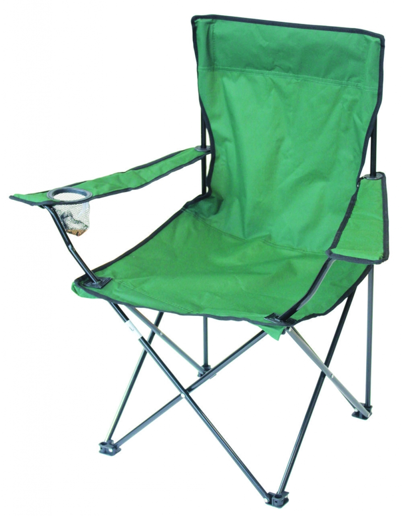 Yellowstone Essential Folding Chair - Green