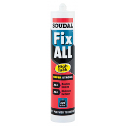 Soudal Fix All Super Strong Sealant/Adhesive