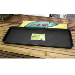 Garland Grow Bag Tray - Black