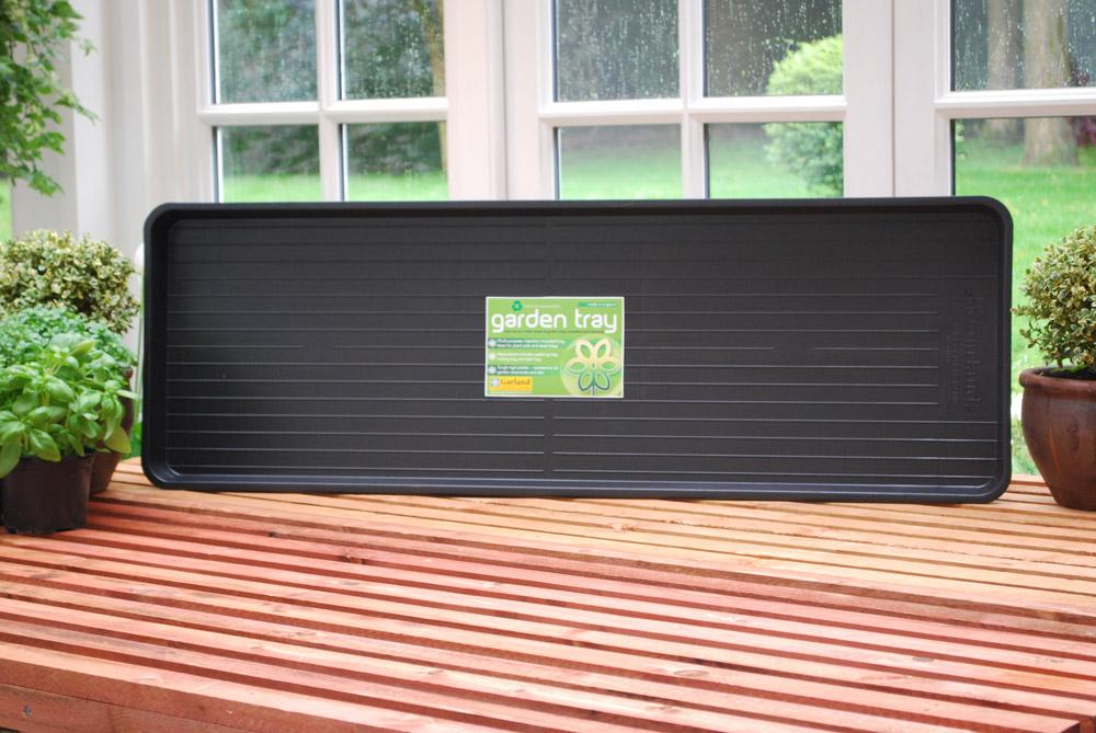 Garland Jumbo Garden Tray - Black