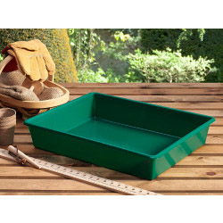 Garland Deep Garden Tray - Green