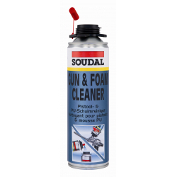Soudal Gun & Foam Cleaner Colourless