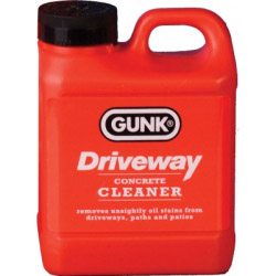 Gunk Driveway Concrete Cleaner