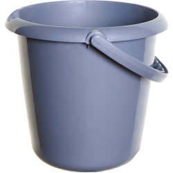 Whitefurze 5L Bucket - Cream