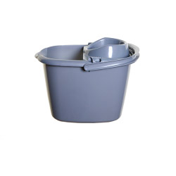 Whitefurze 14L Mop Bucket - Cream