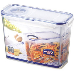 Lock & Lock Food Storage Container - Rectangular with Flip Top Lid - 2.4L (237 x 112 x 170mm)