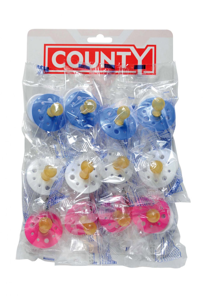 County Baby Soothers - Card 12