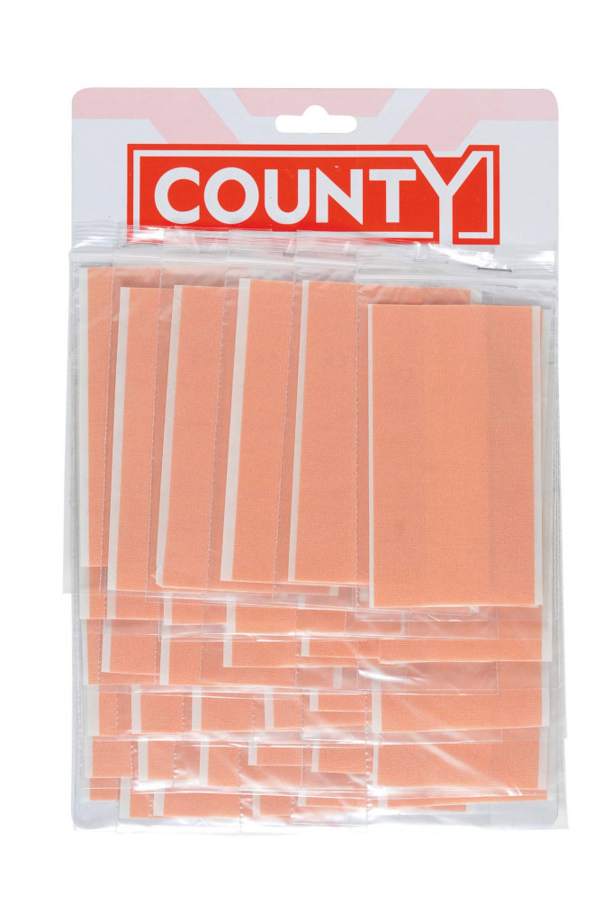 County Waterproof Strip Dressings - Card 36