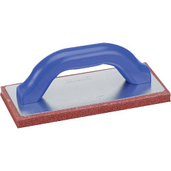 "Marshalltown Rubber Float - 9"" x 4"" (225 x 100mm)"