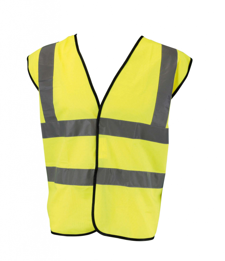 Glenwear High Vis Vest Class 2 - Medium