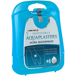 Masterplast Invisible Aqua Plasters