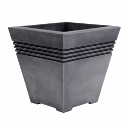 Strata Milano Tall Square Planter
