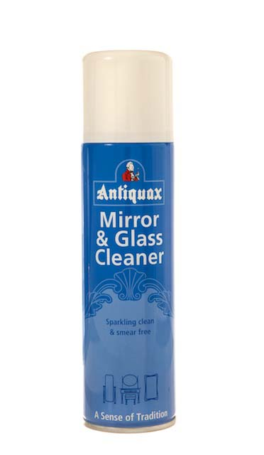 Antiquax Mirror & Glass Cleaner - 250ml