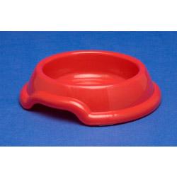 Whitefurze 15cm Round Pet Bowl - Assorted
