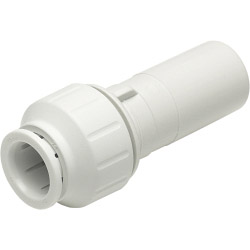 JG Speedfit Reducer - 15mm x 10mm - White Pack 10
