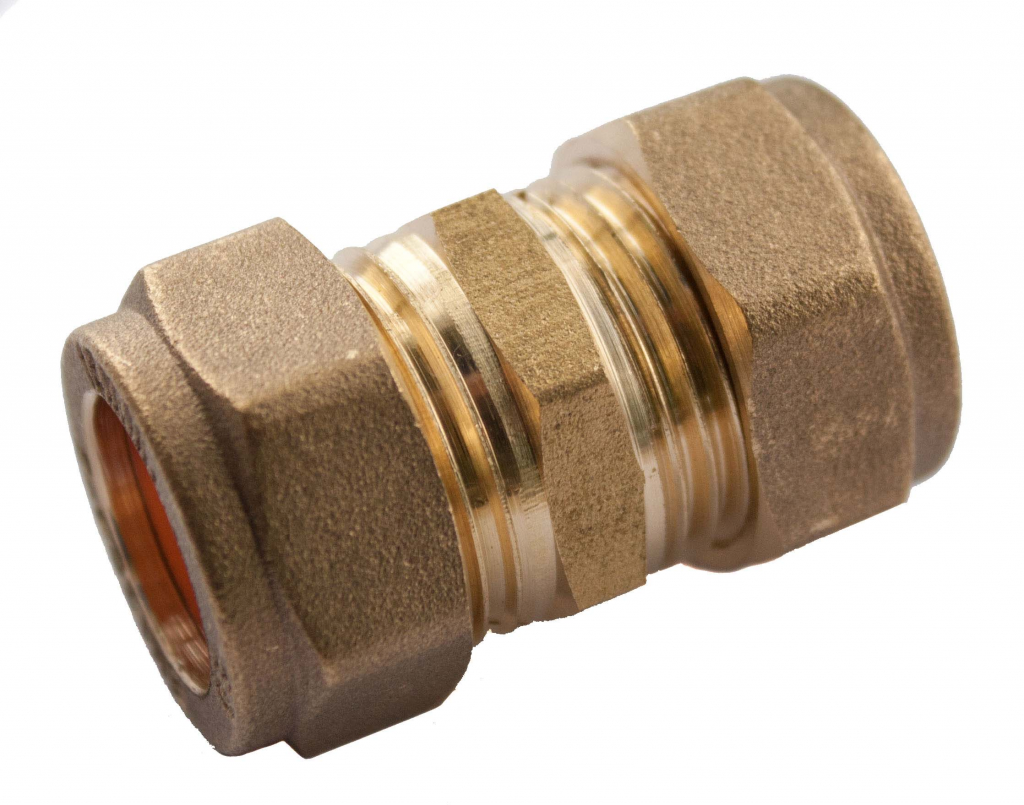 Oracstar Compression Straight Connector - 8mm x 8mm